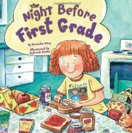 Image result for the night before first grade